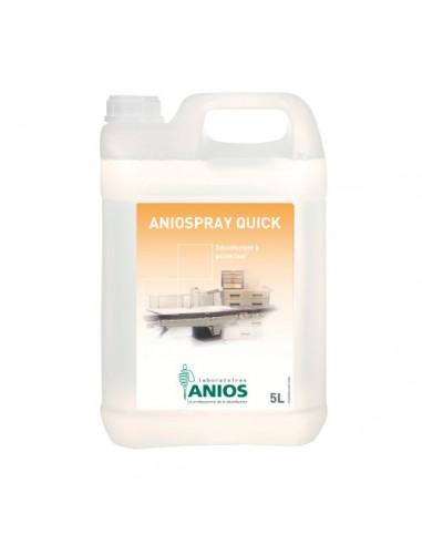 Aniospray quick en bidon de 5l