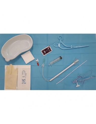 Kit patient hystérographie avec cupule rigister non coulissante 20 mm