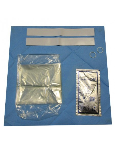 Kit protection de sonde en polyuréthane stérile longueur 300mm