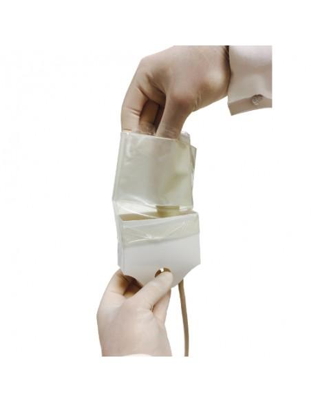 Protection de sonde PULL polyuréthane stérile 14x61cm