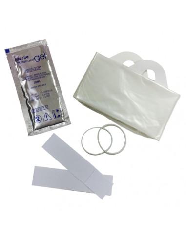 Protection de sonde PULL polyuréthane stérile 14x122cm