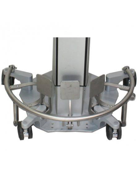 Chaise de chirurgien avec hauteur réglable de 55 à 72 cm