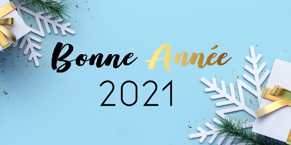 Best wishes for 2021!